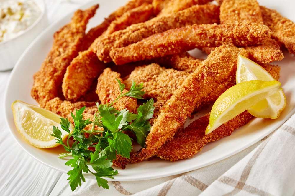 Keto Air Fryer Fish